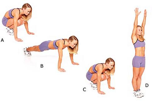 exercitii slabire burta