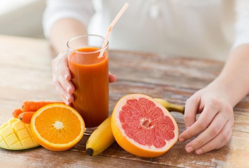 cura de slabire cu grapefruit si lamaie)