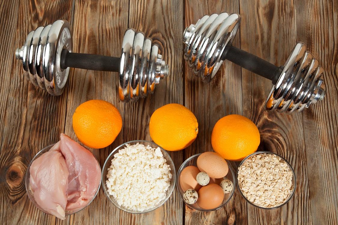 dieta slabire si masa musculara