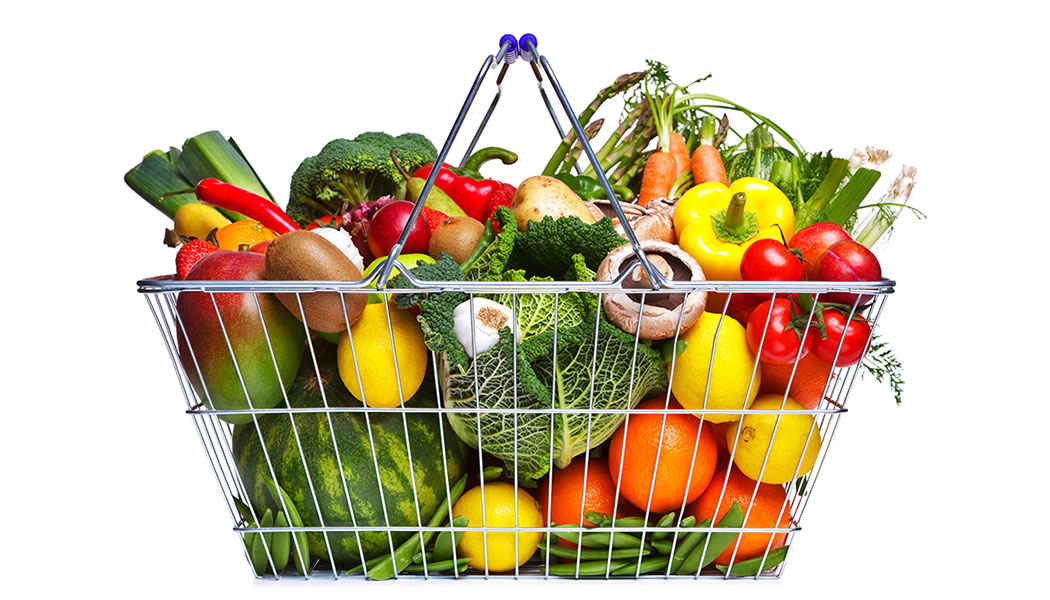 Diete cu fructe si legume! Iata un meniu pentru o saptamana