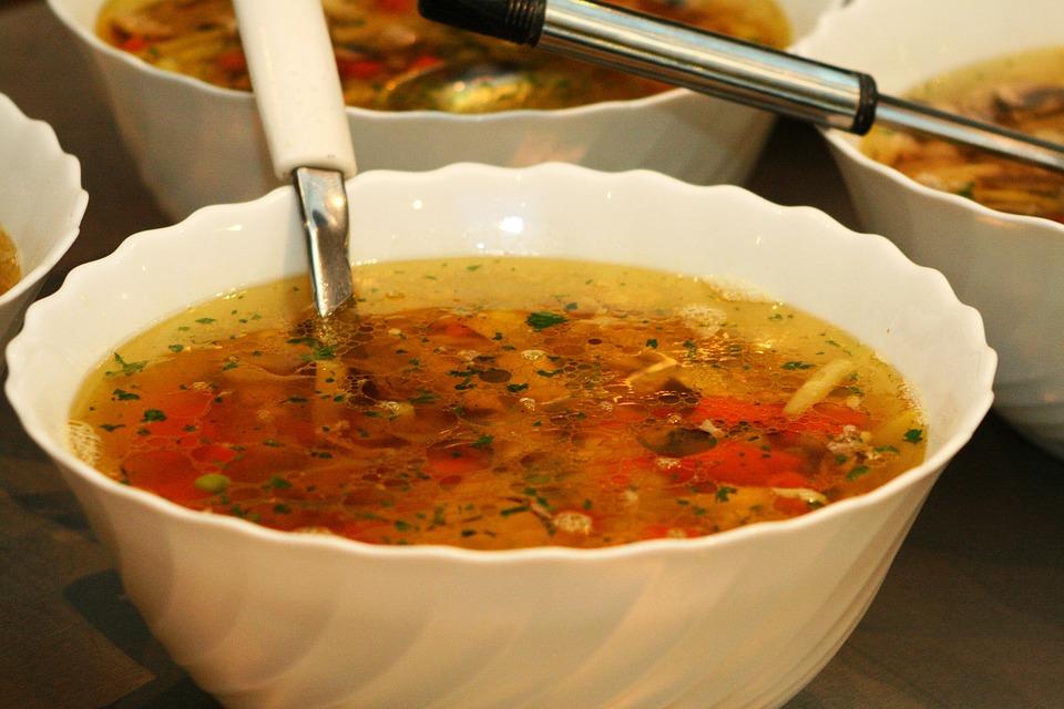supa de telina slabit