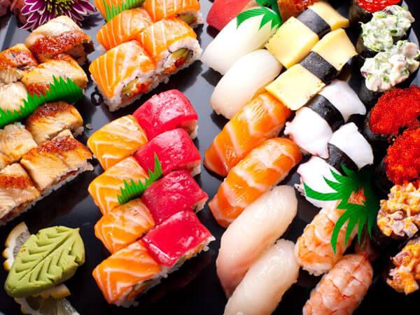 sushi ajută la pierderea în greutate)