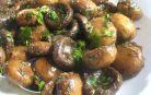 Slabirea cu ciuperci marinate peste noapte - minus 5 kg pe saptamana