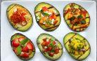 16 Mancaruri din avocado