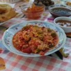 Omleta turceasca
