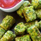 Chiftelute cu broccoli si branza