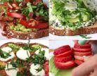 9 Idei geniale de a consuma avocado sub forma de toast -1 minut pentru preparare