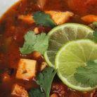 Supa mexicana cu putine calorii