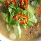 Supa cu pui si quinoa