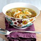 Supa de varza cu ciuperci