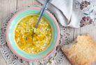 4 Supe de slabit din cuscus - bune la frigul de afara