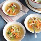 Super supa de pui