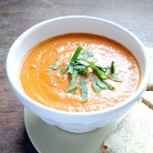 Supa de rosii (de vara)