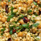 Salata libaneza cu naut si cuscus