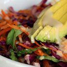 Salata detox colorata