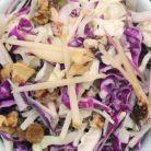 Salata detox de varza cu mar
