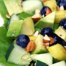 O salata dulce pentru un abdomen plat