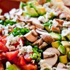 Salata Cobb, cea mai gustoasa salata din resturi
