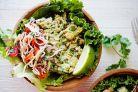 6 Salate de ton si legume ideale ca sa slabesti cate 1 kg pe zi