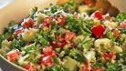 Cea mai simpla slabire cu 2 variante de salata Tabbouleh - minus 3-4 kg pe saptamana