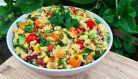 5 Salate uimitoare cu cuscus - le consumi la orice ora si slabesti