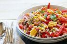 Incepe noul an cu salate simple de curatare de toxine si tutun
