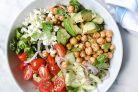 Salate consistente, bune de consumat seara