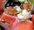 Salata de vara cu pepene verde