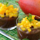 Crema de ciocolata fara ou, unt sau smantana