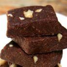 Prajitura fara coacere cu cacao si nuci
