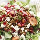 3 salate cu linte care contin mai putin de 300 de calorii
