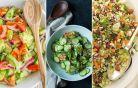 Cum poti slabi 6-7 kg in 10 zile cu salate? - unele ingrediente pot ingrasa daca nu stii sa le combini