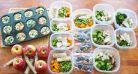 Minus 1 kg pe zi cu meniul pe baza de legume, fructe si verdeturi