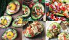Meniu inedit  de 2 zile bazat pe consumul de avocado - adio burta si surplus de kg