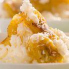 Orez cu banane prajite: rapid si delicios