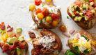 11 idei de umplutura pentru cartofi copti