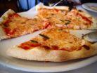 Pizza cu mozzarella