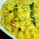 Orez indian cu sos de mango