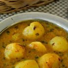 Mancare de cartofi cu iaurt