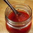 Ketchup de casa, cu rosii si ardei