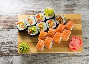 Dieta cu sushi de ce este atât de util Pierderea în greutate