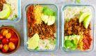 Carnea si legumele se imbina perfect in acest meniu de 12 zile - slabire si piele tonifiata