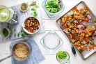 Aport caloric de peste 1000 de calorii din legume si verdeturi