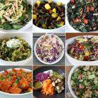 6 Salate satioase pentru perioada postului