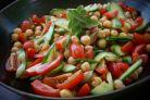 Cate o salata simpla si rapida de post in fiecare zi - 7 retete