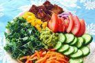 Salate consistente de post – curatare interna si slabire