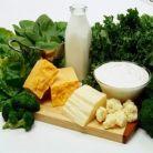 Top 9 alimente bogate in calciu