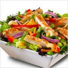 Cum prepari rapid o salata de 400 de calorii