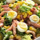 Cum sa faci salata perfecta pentru mic dejun