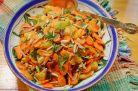 Combinatia de salata cu morcovi cu care slabim la pranz si cina